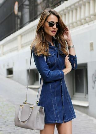 Нове джинсове плаття))🔥🔥🔥🔥