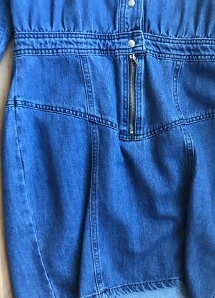 Нове джинсове плаття))🔥🔥🔥🔥4 фото