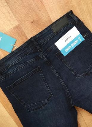Новые с бирками мужские брендовые джинсы.3 фото