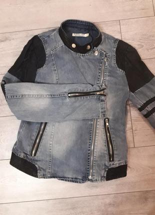 f9b4c7de7 Джинсовые косухи, куртки, женские 2019 - купить недорого вещи в ...