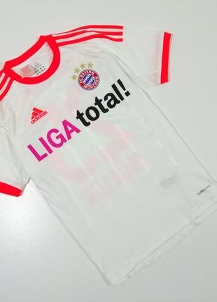 Детская футбольная футболка adidas fc bayern munchen