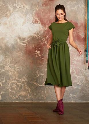 f659ff91bc6e407 Платья миди Karree 2019 - купить недорого вещи в интернет-магазине ...