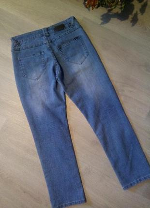 Укороченные джинсы mapp jeans6 фото