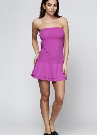 Пляжное платье, размер м