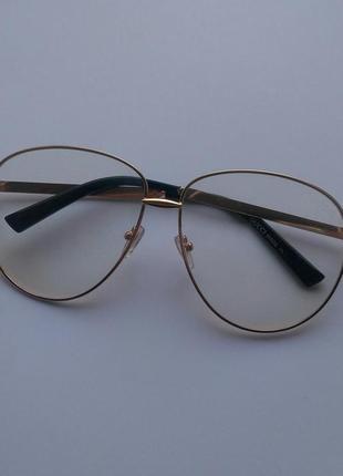 Трендовые новые оправа очки