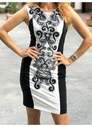 Женственное классическое платье karen millen2 фото