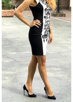 Женственное классическое платье karen millen5 фото