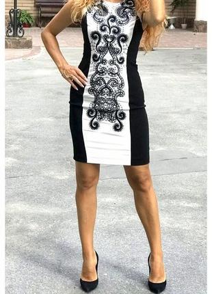 Женственное классическое платье karen millen7 фото