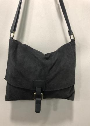 412ff620d447 Замшевые сумки, женские, натуральные 2019 - купить недорого вещи в ...