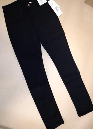 Новые штаны скини, есть на s и m