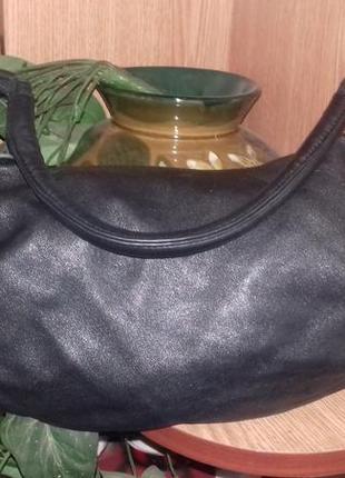 Аккуратная сумочка/100%нат.кожа/турция