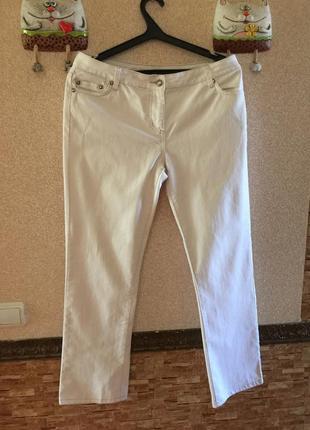 Белые джинсы #12