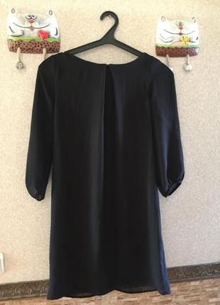 Платье свободного кроя #12