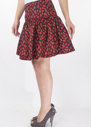 Sale юбка пышная короткая red isabel italy