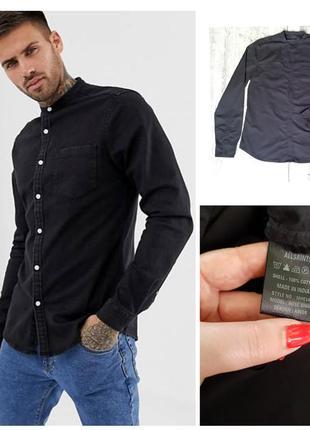 3fd60e23b92 Мужские рубашки с воротником стойкой 2019 - купить недорого мужские ...
