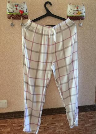 Пижамные легкие штаны #12