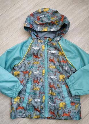 Ветровка,куртка на мальчика на 3-4 года