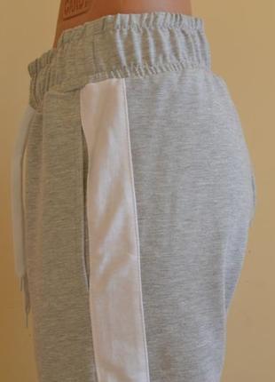 Спортивные штаны с лампасами топ качества! весна/лето/осень