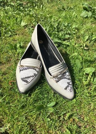 Дуже крутезні туфлі від river island1 фото