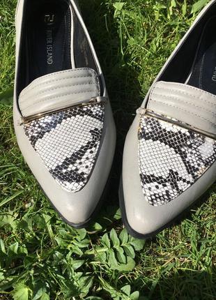 Дуже крутезні туфлі від river island2 фото