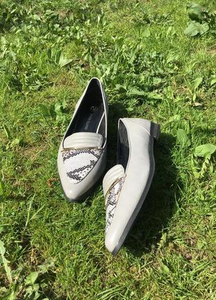 Дуже крутезні туфлі від river island5 фото