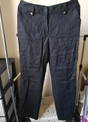 Льняные штаны
