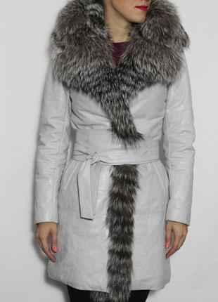 Куртка-пальто зимняя collezione milano оригинал
