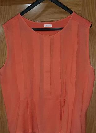 Легкая летняя блуза amichi