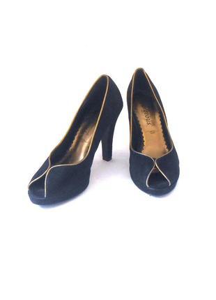 Стильные фирменные туфли new look, р.36 код t3636