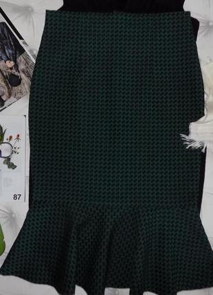 Премиум-качества элегантная юбка