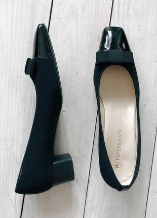 Туфли от peter kaiser,26,5см устилка!!!оригинал!!