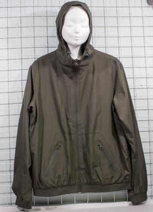 Куртка ветровка мужская cedarwood state  размер l состояние отличное
