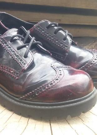 Ботинки,черевики,броги от divided h&m (37)