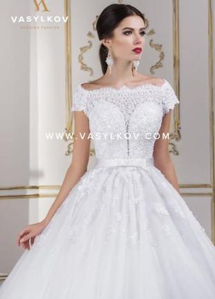 Свадебное платье vasylkov