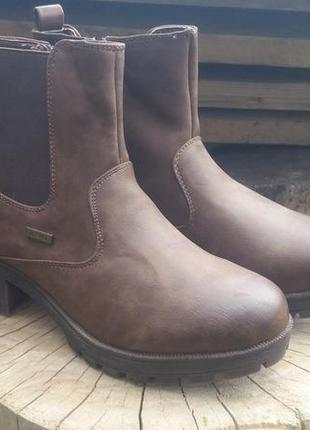 Ботинки,черевики,полусапожки от del-tex graceland(37)