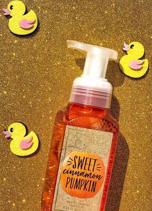 Мыло-пена для рук🧴от американского бренда bath & body works🇺🇸