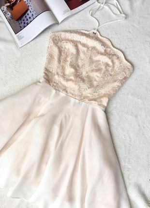 Шикарное вечернее платье prettylittlething , коктейльное, выпускное, свадебное