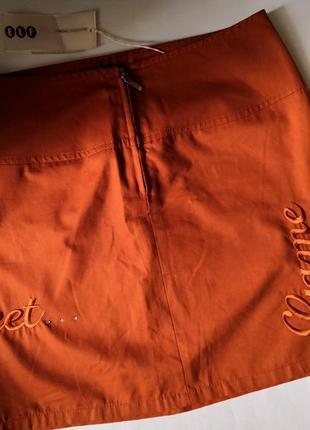 Бредовая юбка elf, размер 42