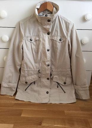 Куртка ветровка демисезонная canda c&a размер м-l