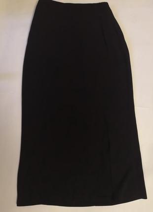 Юбка чёрная a novo..., размер 42