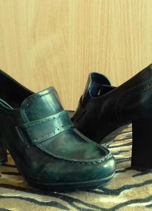 Туфли демисезонные