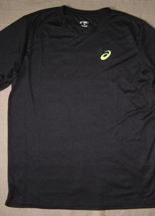 Asics (m) спортивная футболка мужская