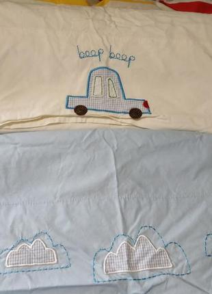 Набор постельного белья mothercare4 фото