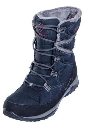 Сапоги columbia minx fire tall omni-heat. стелька 26 см
