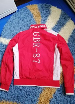Куртка,ветровка gbr2 фото