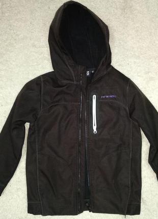 Animal брендовая курточка ветровка детская