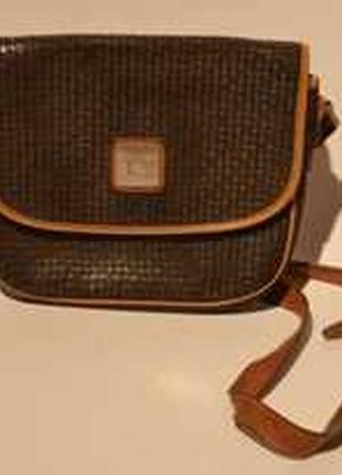 Ted lapidus vintage-сумочка дамская