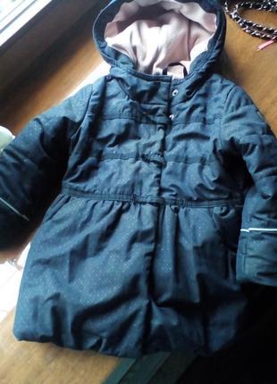 Куртка плащик пальто