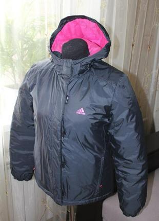 Куртка термо))adidas-ориг