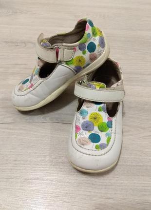 Фирменные туфли для девочки. туфельки. little deer
